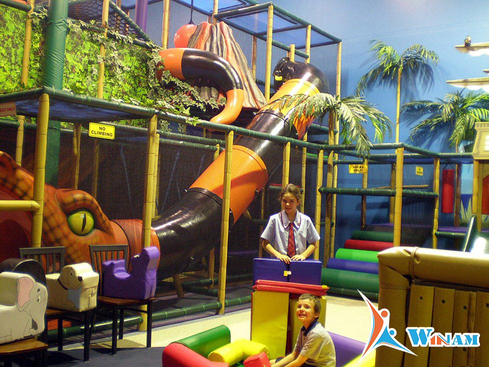 Gecko's Family Fun Centre – Queensland, Australia
