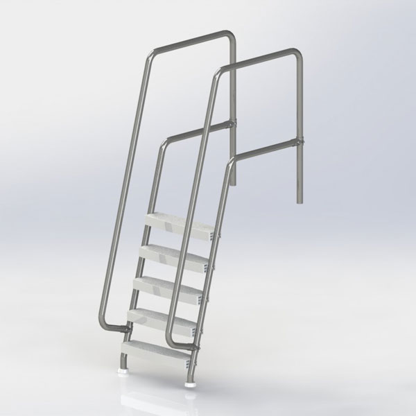 Missoula 5-Step Therapy Ladder