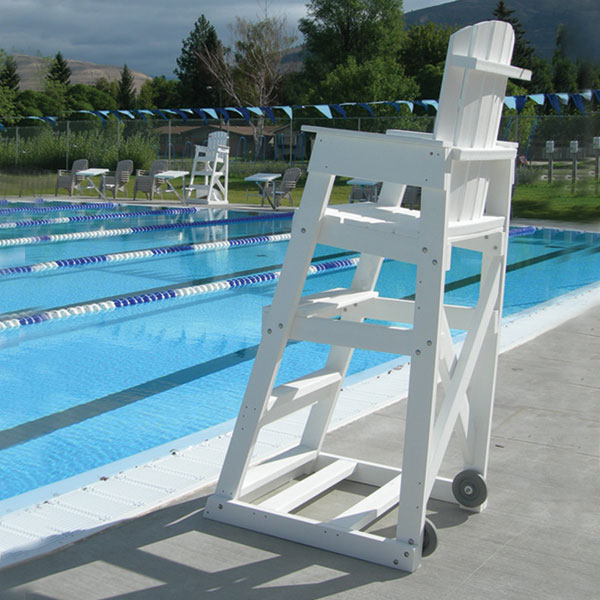 Mendota Lifeguard Chair 4′- Recycled