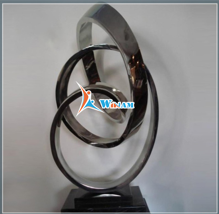 Art Statue Design New Style modern indoor sculpture