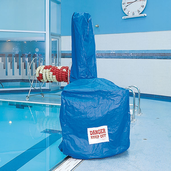 Protective Cover for Water Powered Lifts