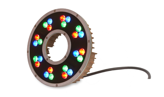 Low Voltage Color LED Annular: LC3-L