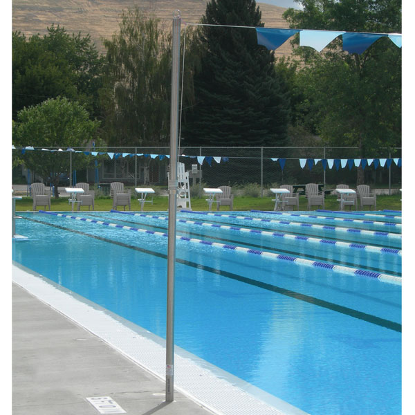 Stanchion Posts – 8′ (1.9″ x .109″)
