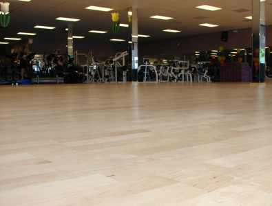 ACTIFLEX HARDWOOD SPORTS FLOOR
