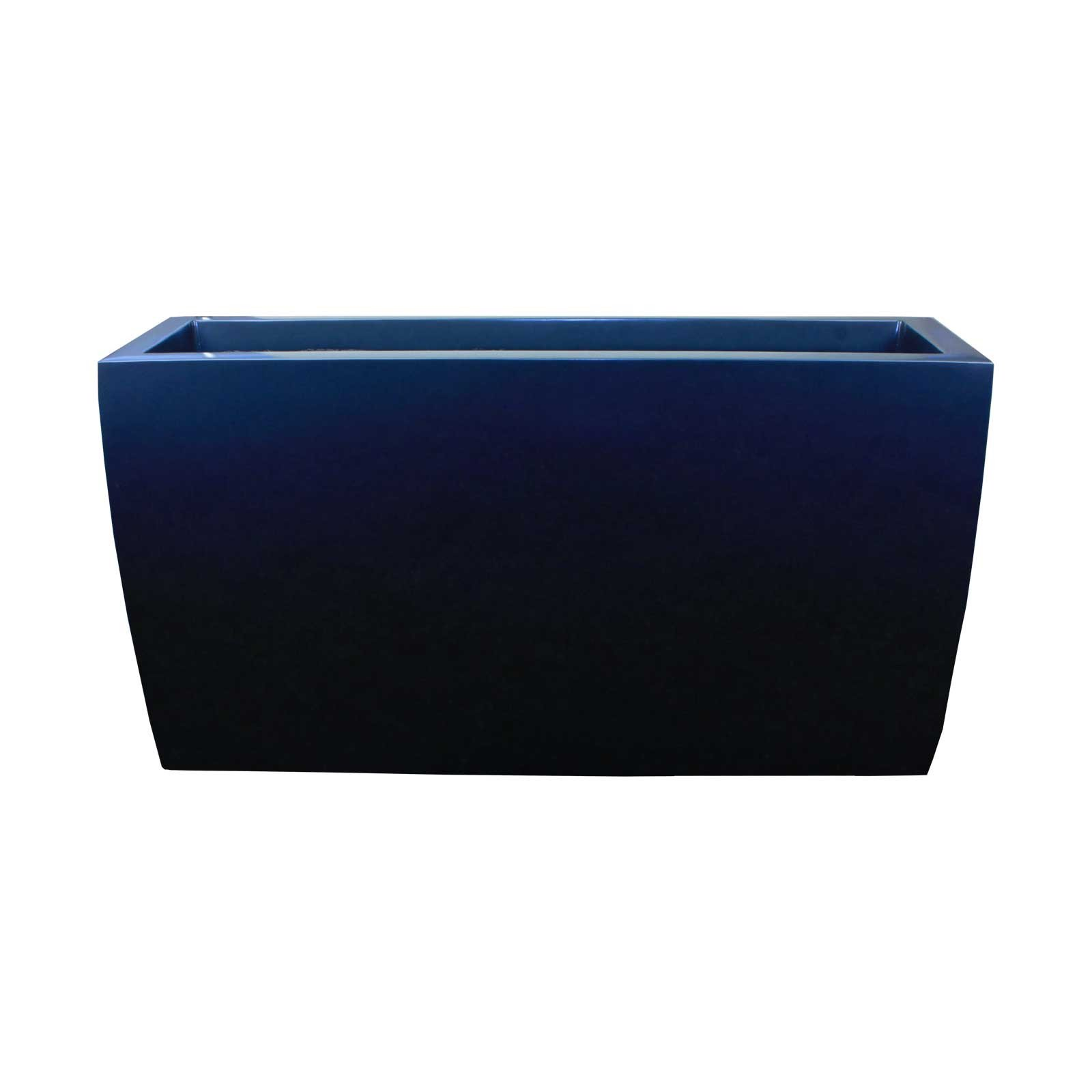 Tapered Planter Box - Fiberglass - 36'L x 12'W x 18'H - Panama by Jay Scotts