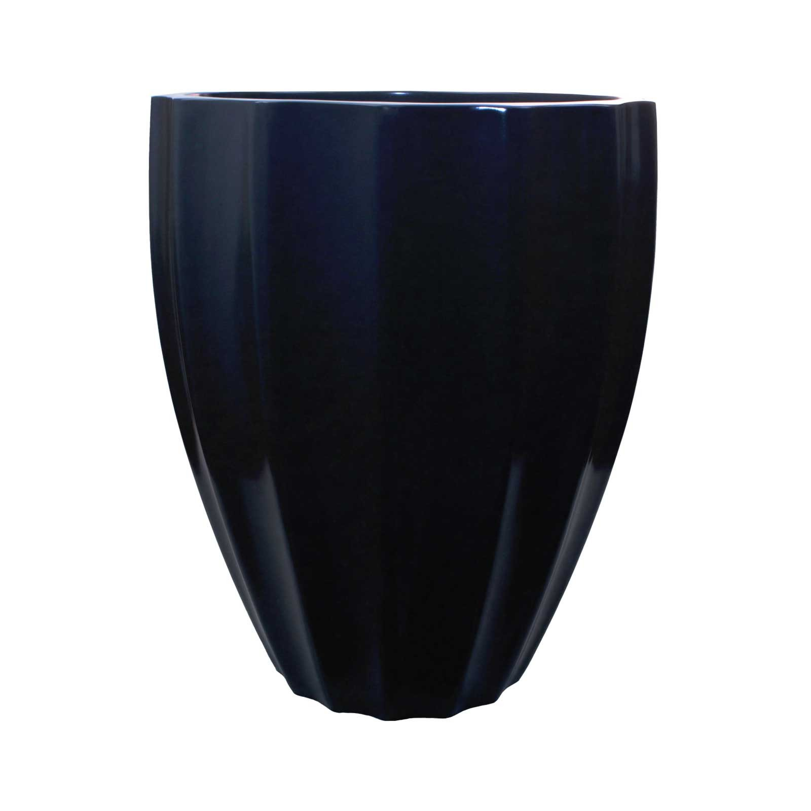 Tapered Fluted Planter - Fiberglass - (15'/22'/30' Diameters) - Alicante by Jay Scotts