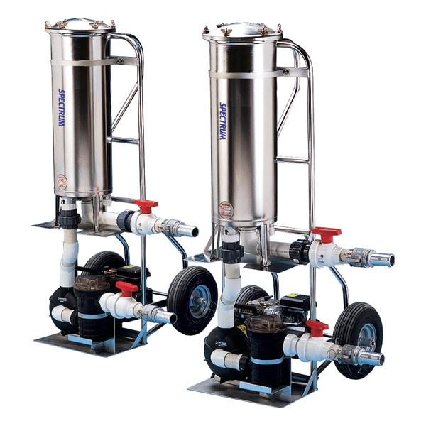 Wildcat Gas 3.5 Pool Vacuum Cleaning Systems