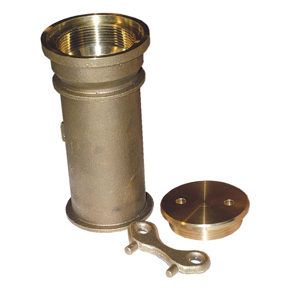 Lid And Key Set For Stanchion