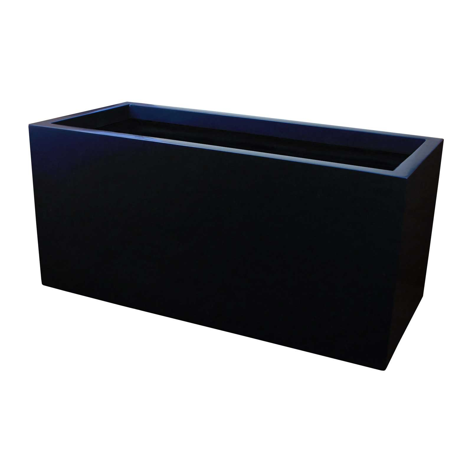 Rectangular Planter Box - 39'L x 17'W x 17'H - Badalona by Jay Scotts