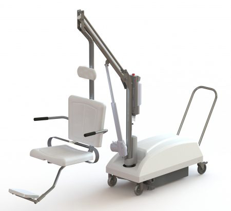 Portable Motion Trek BP 300 Lift
