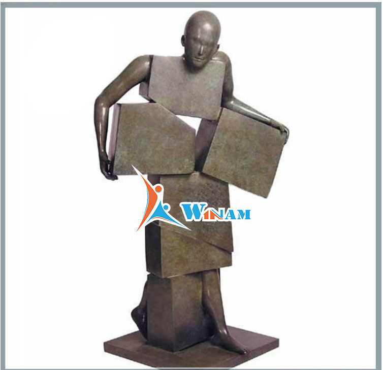 Modern famous life size bronze statue for sale