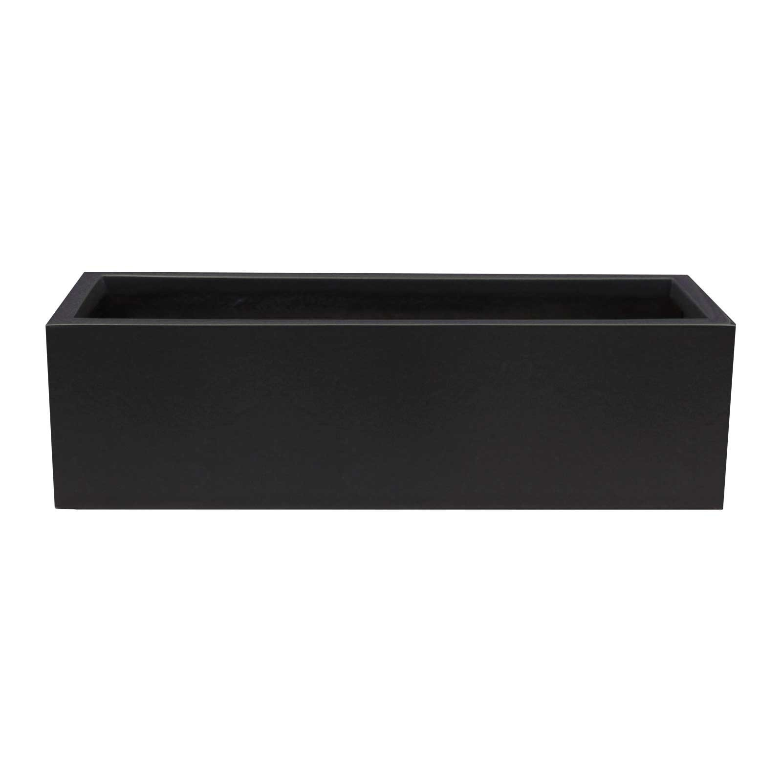 Low Profile Planter Boxes - Fiberglass - 12' Tall, (36'/48' Length; 14'/24' Width) - Kiel & Montserrat by Jay Scotts