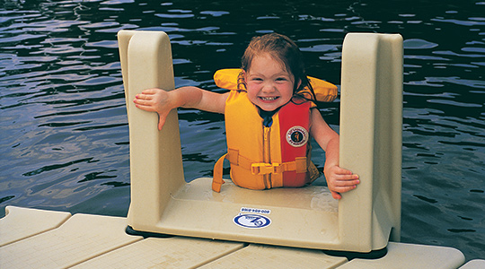 Swim Ladders for Docks