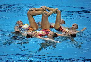 Synchronized Swimming Software