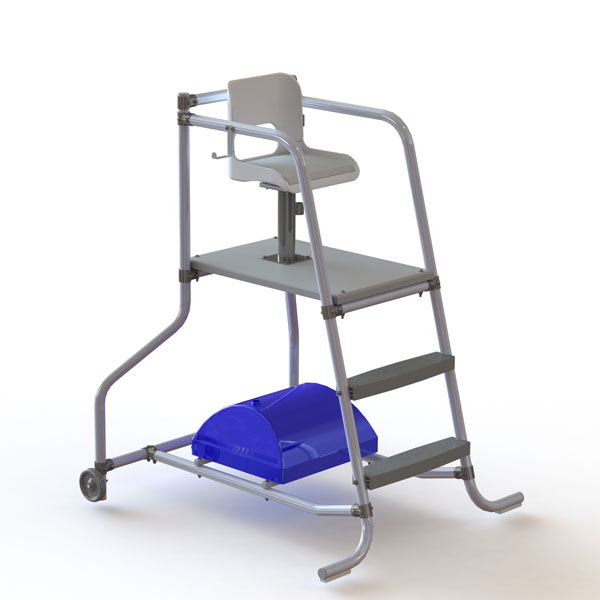 Discovery Lifeguard Chair – 5′