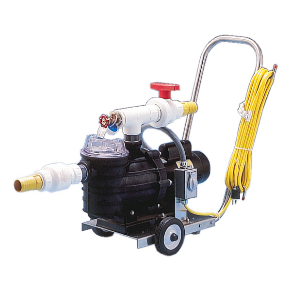 Savage Portable Vacuum Pump – 2HP