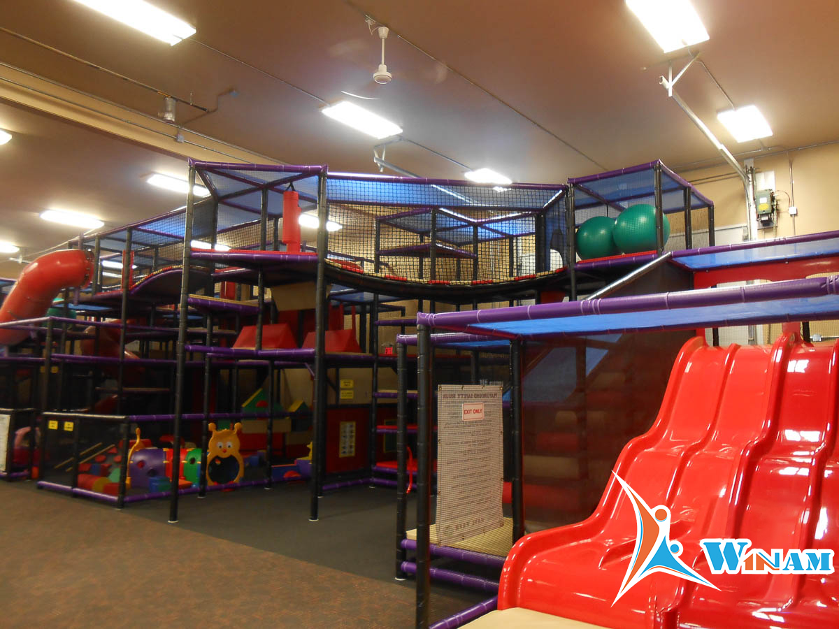 CJ's Climb and Play – Warman, SK