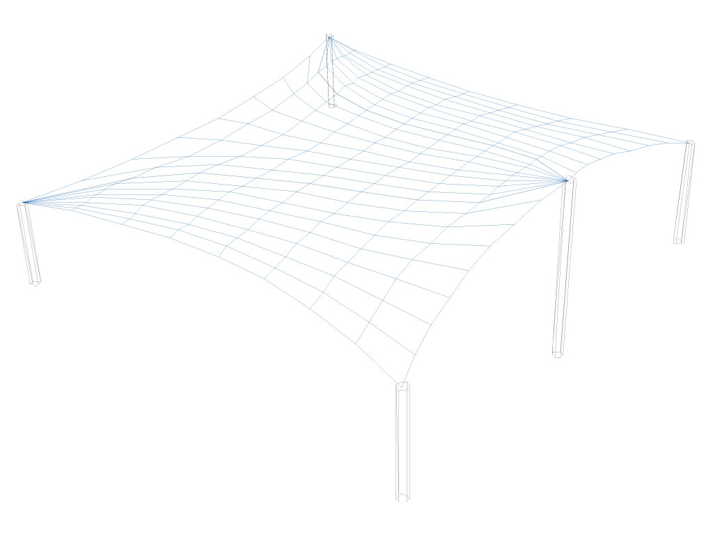 5-Point Shade Sails