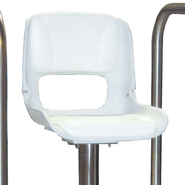 Folding Guard Chair Seat