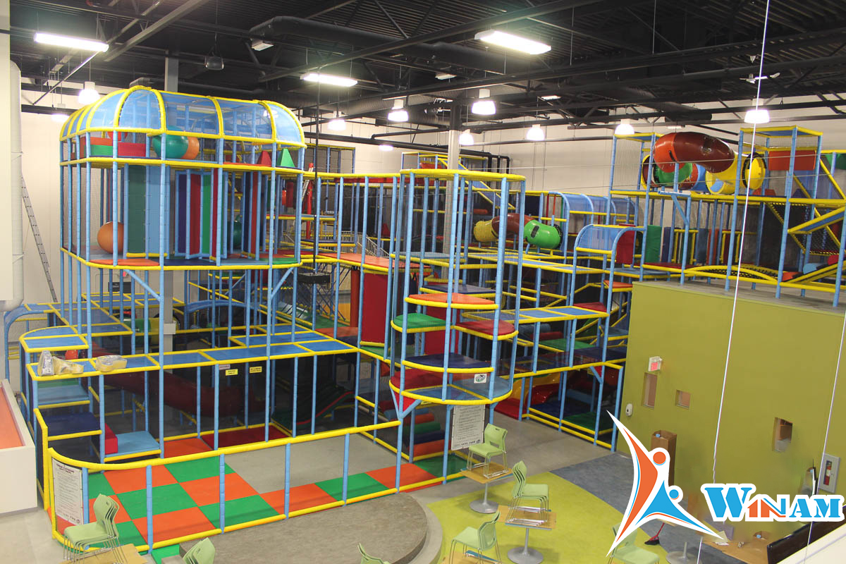 All-Stars Indoor Playland – Edmonton, AB
