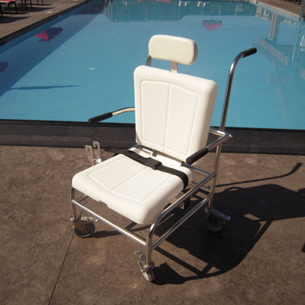 Traveler Wheel Chair Attachment