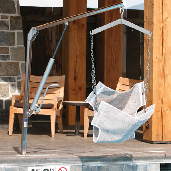Elkhorn Manual Powered Pool Lift