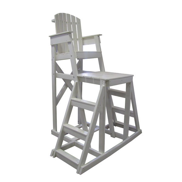 Mendota Guard Chair 5′ – Side Step