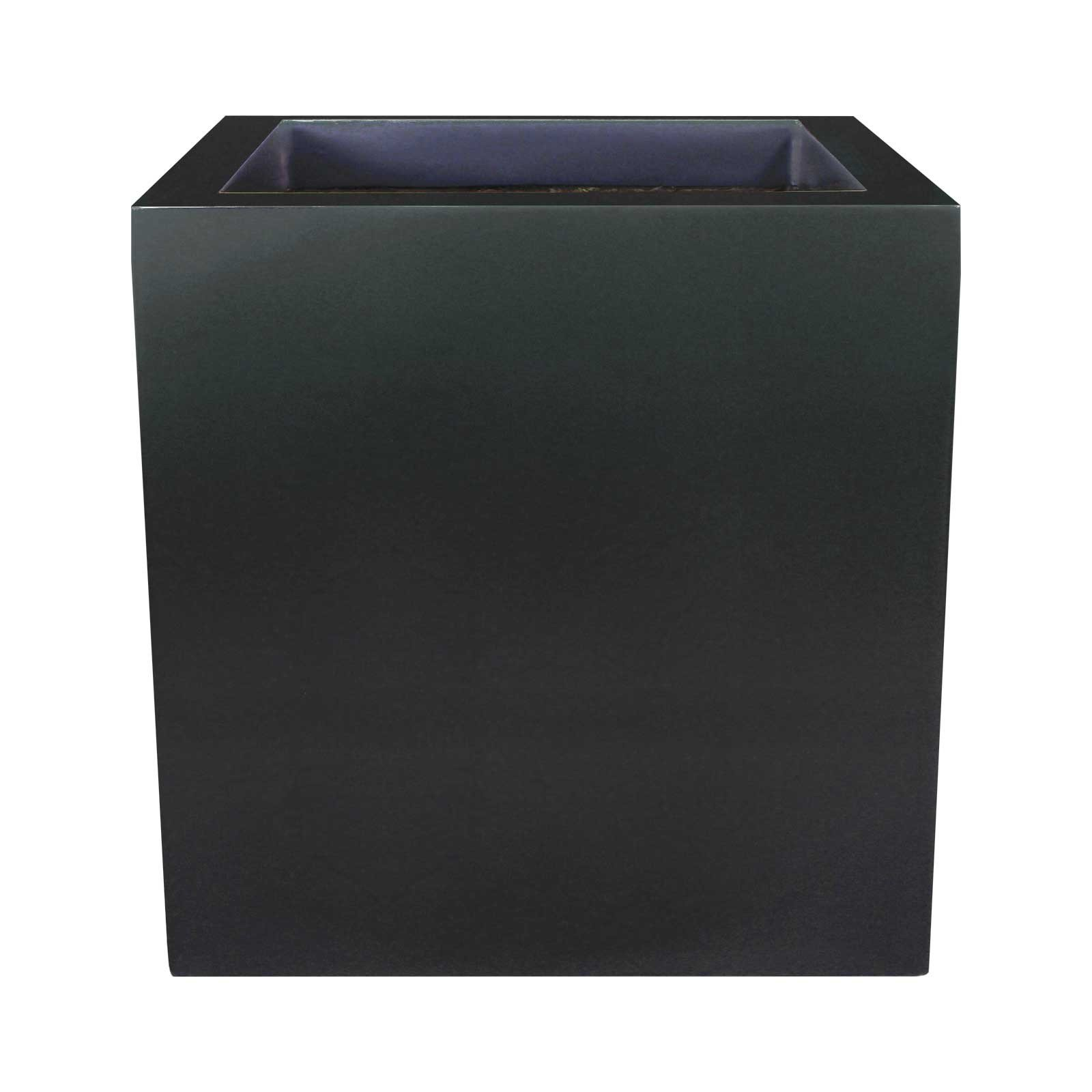 Square Urn Planter - Plastic - 22' - Leyla by Crescent Garden