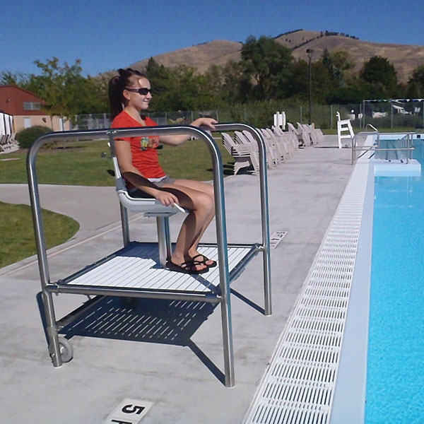Torrey II Lifeguard Chair – 36″