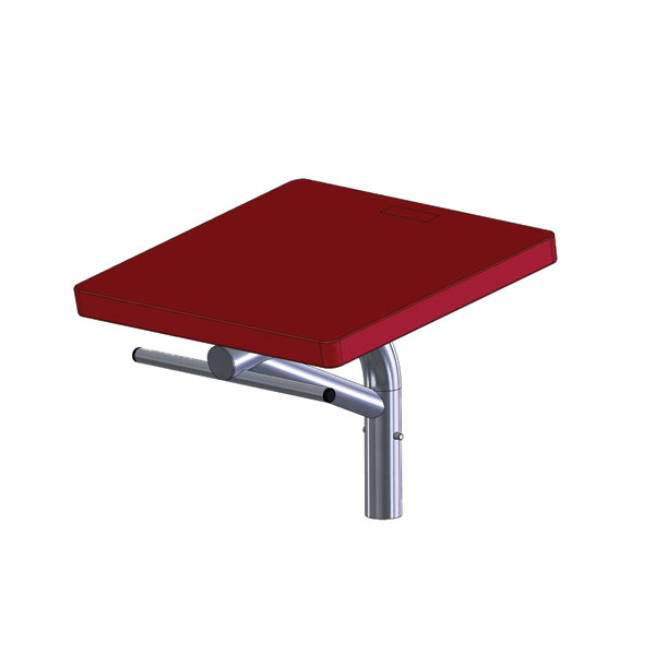 Quicksilver Low Profile Starting Platform, Single Post