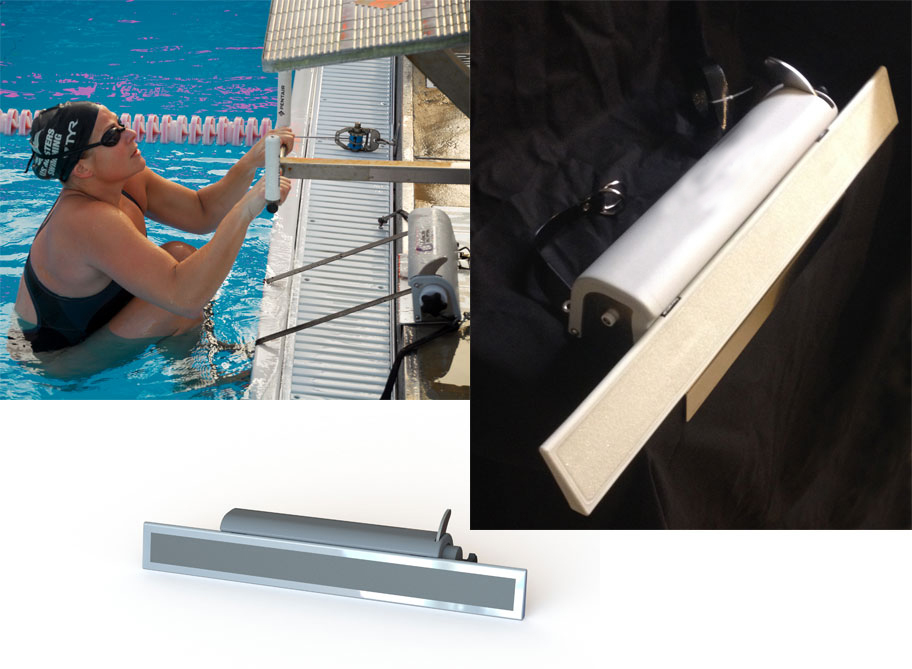 Backstroke Start Device