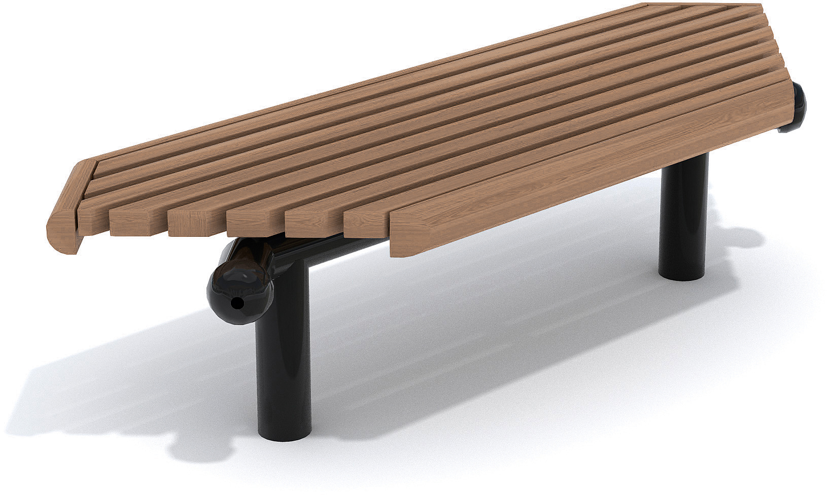 City-Form Corner Bench